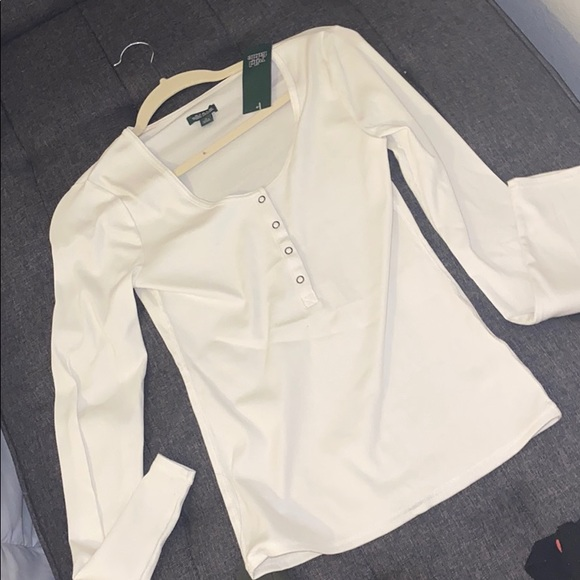wild fable Tops - White top m